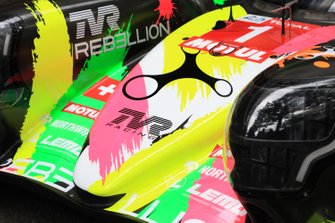 #1 Rebellion Racing Rebellion R-13