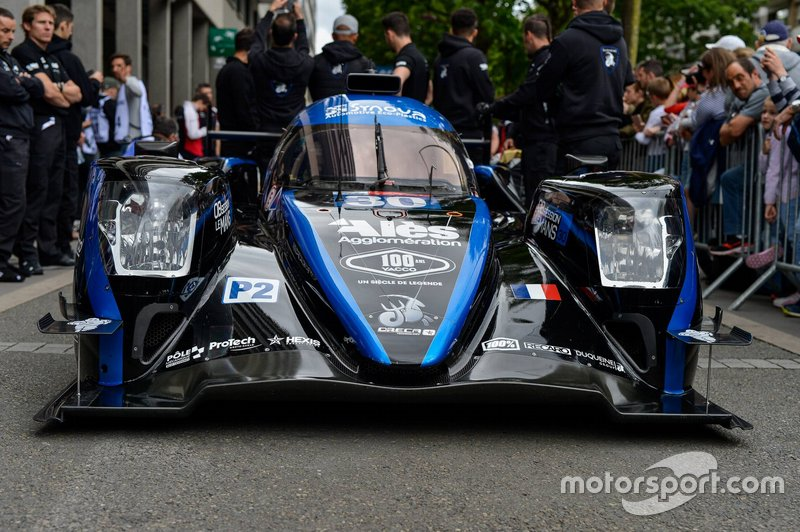 #30 Duqueine Engineering Oreca 07 Gibson