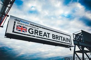 World Rallycross of Great Britain board