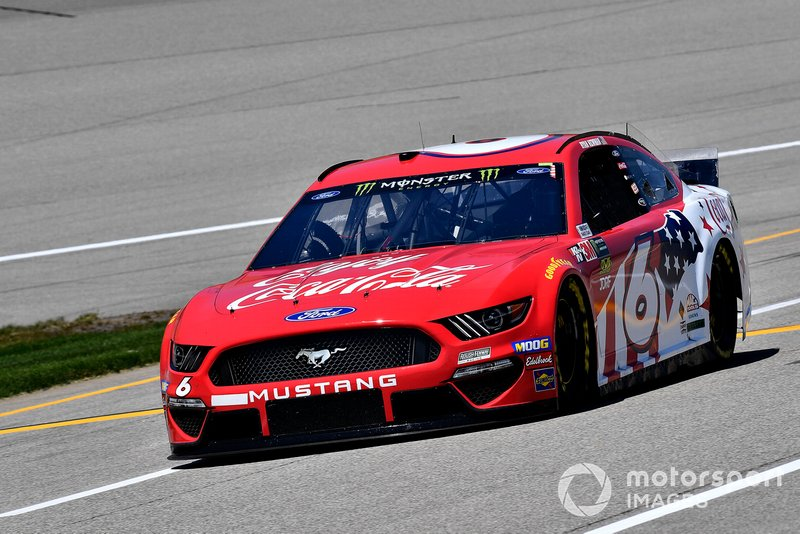 8. Ryan Newman, Roush Fenway Racing, Ford Mustang