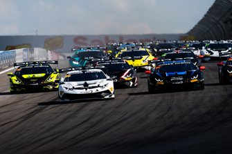 Start der Lamborghini Super Trofeo North America 2019 in Watkins Glen