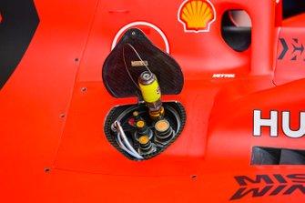 Ferrari SF90 Fuel Filler