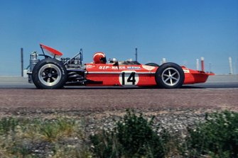 Jo Siffert, March 701 Ford