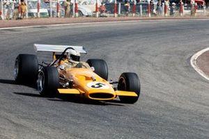 Дэнни Хьюм, McLaren M14A Ford
