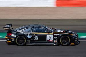 #9 Boutsen Ginion BMW M6 GT3: Philippe Steveny, Marc Rostan, Karim Ojjeh