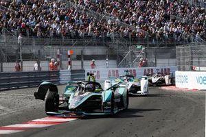 Voorvleugel Alex Lynn, Panasonic Jaguar Racing, Jaguar I-Type 3