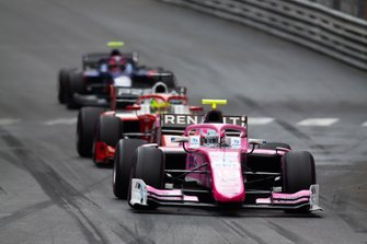 Anthoine Hubert, Arden and Mick Schumacher, Prema Racing