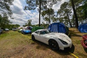 Atmosfera al campeggio