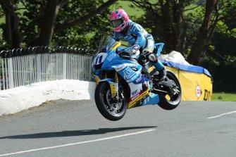 Lee Johnston, 600 Yamaha, Ashcourt Racing