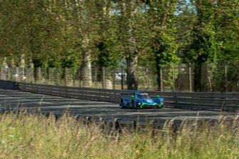 #47 Cetilar Villorba Corse Dallara P217 Gibson: Roberto Lacorte, Giorgio Sernagiotto, Andrea Balicchi