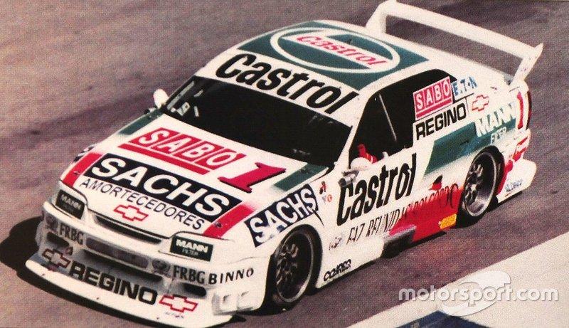 1998 - Ingo Hoffmann (11) - Chevrolet Omega