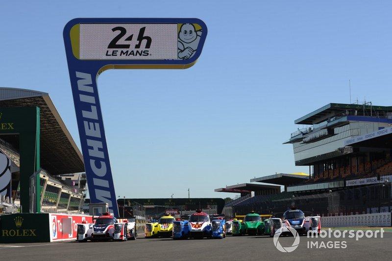 Ligier P2 en Le Mans