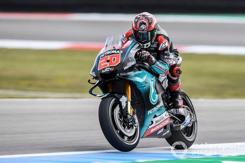 "2019: Fabio Quartararo (Petronas-Yamaha) 1'32""017"