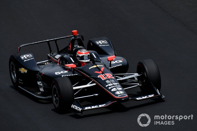 6. Will Power, Team Penske Chevrolet