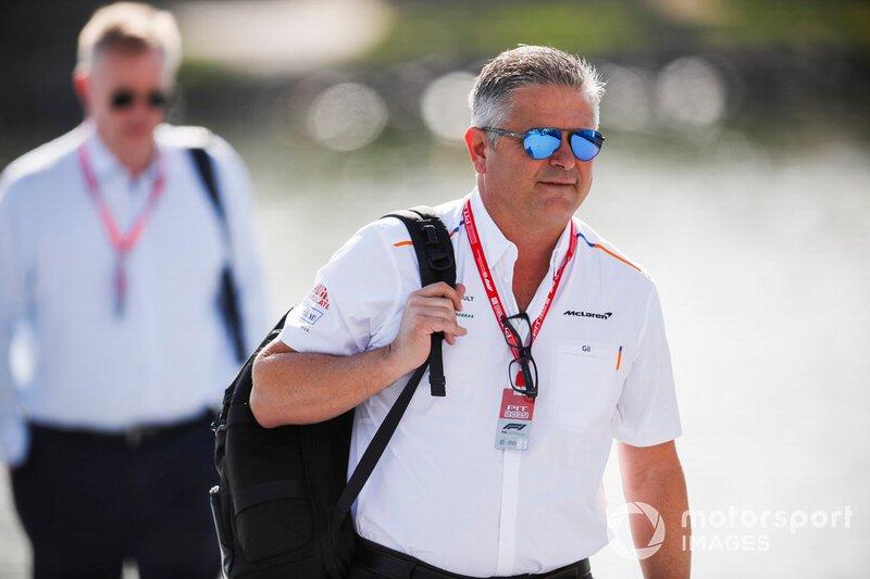 Gil de Ferran, directeur sportif de McLaren