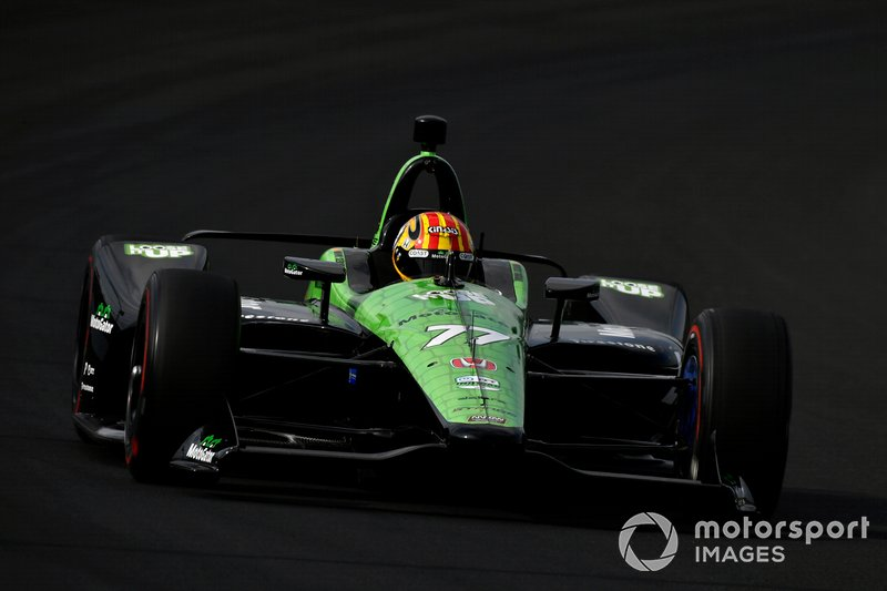 19º: #77 Oriol Servia, Team Stange Racing with Arrow SPM, Arrow Schmidt Peterson Motorsports Honda: 227.991 mph