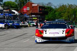 #99, Ferrari 488 GT3, Alfred Caiola and Matt Plumb