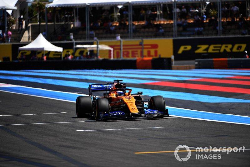 GP de Francia 2019: Sainz se pone a 100 y da un mordisco al campeonato