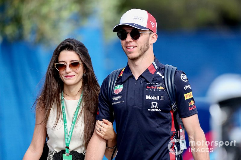 Pierre Gasly, Red Bull Racing: 1,5 millones de euros