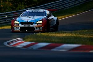 #100 Walkenhorst Motorsport BMW M6 GT3: Henry Walkenhorst, Andreas Ziegler, Immanuel Vinke, Jordan Tresson