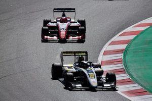 Max Fewtrell, ART Grand Prix and Marcus Armstrong, PREMA Racing