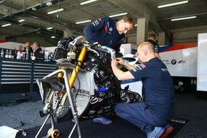 La moto di Markus Reiterberger, BMW Motorrad WorldSBK Team