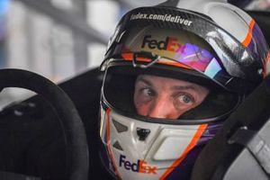 \ Denny Hamlin, Joe Gibbs Racing, Toyota Camry FedEx Freight