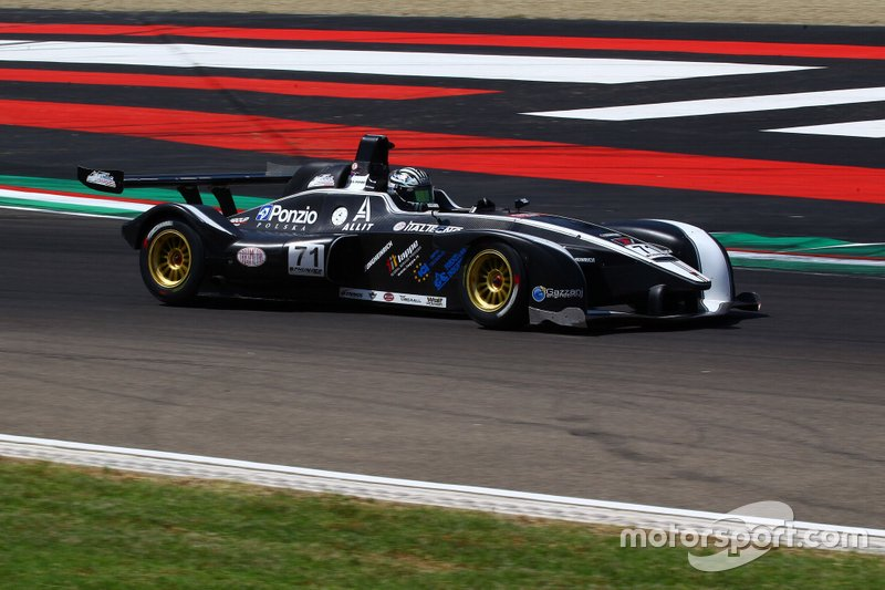 Riccardo Ponzio, SG Motors, Wolf GB08 Thunder