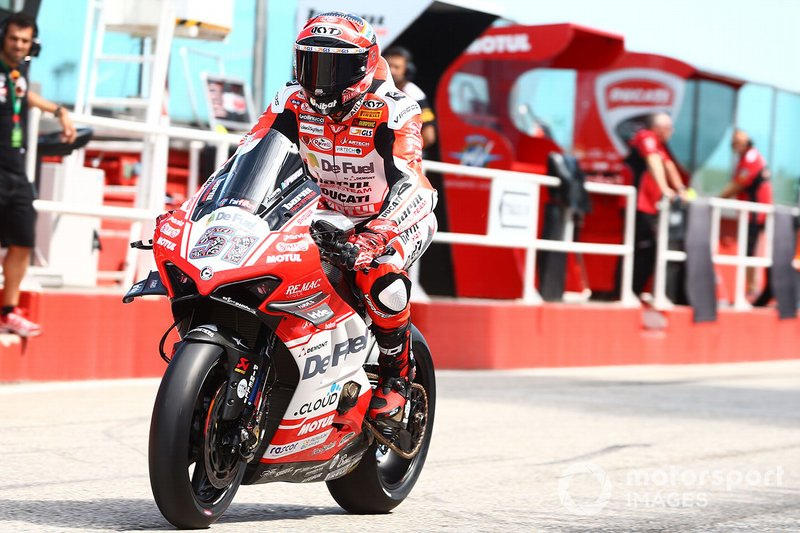 Michele Pirro, Aruba.it Racing-Ducati Team