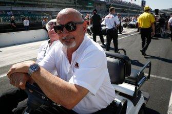 Bobby Rahal, Rahal Letterman Lanigan Racing Honda