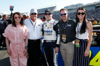 William Byron, Hendrick Motorsports, Chevrolet Camaro Hendrick Autoguard Guests