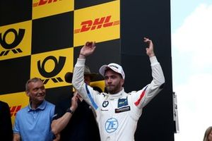 Podyum: Yarış galibi Philipp Eng, BMW Team RBM