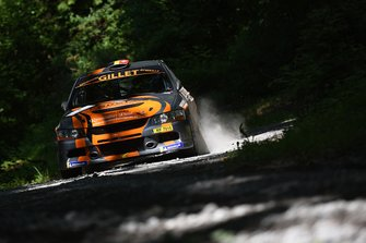 Jean-Philippe Radoux, François Forclaz, Mitsubishi Evo IX, Lugano Racing Team