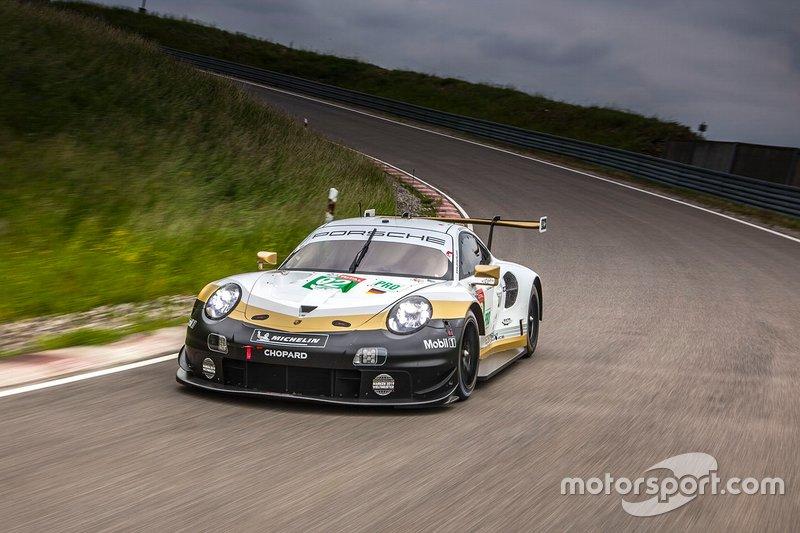 #92 Porsche 911 RSR