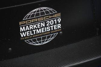 Porsche Marken 2019 Weltmeister