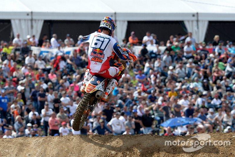 Jorge Prado, Red Bull Factory Racing