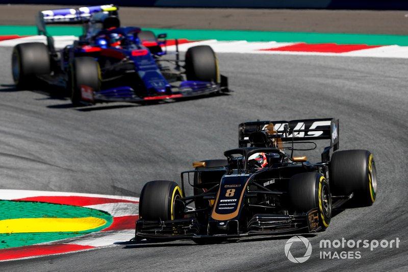 Romain Grosjean – TL1