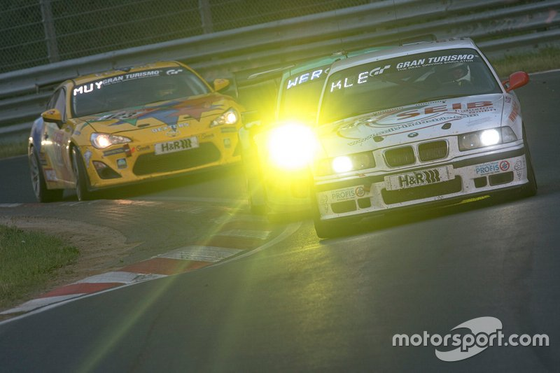 #142 QTQ-Raceperformance Florian Quante BMW M3: Florian Quante, Bernd Kleeschulte, Matthias Kaiser