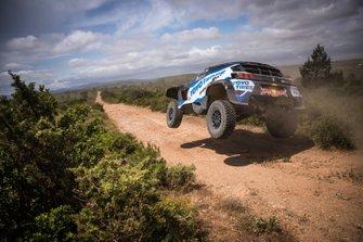 Bryce Menzies, Peugeot 3008 DKR Maxi