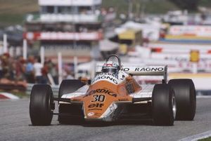 Mauro Baldi, Arrows A4