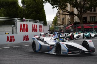 Felipe Massa, Venturi Formula E, Venturi VFE05, Maximillian Gunther, GEOX Dragon Racing, Penske EV-3