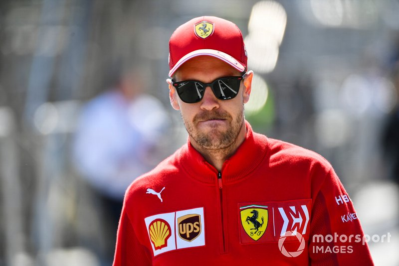 Ferrari не выигрывала уже семь гонок подряд, Себастьян Феттель – 12. Для обоих это самая длинная безвыигрышная серия с 2016 года.