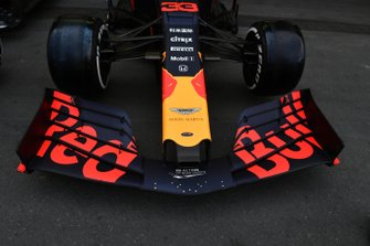 Ala anteriore della Red Bull Racing RB15