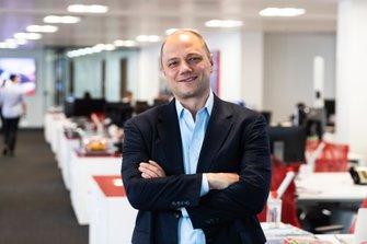 Yavor Efremov, Motorsport Network Group CEO