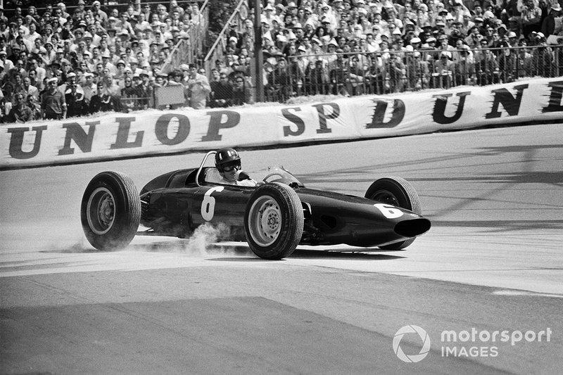 Graham Hill - 10 victorias con BRM