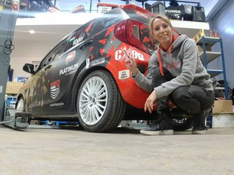 Vogel Adrienn, Roger Racing Team