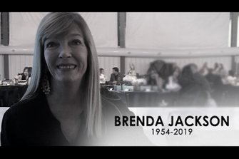 Brenda Jackson, mother of Dale Earnhardt Jr. and Kelley Earnhardt Miller.