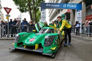 #34 Inter Europol Competition Ligier JSP217 Gibson