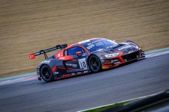 #10 Belgian Audi Club Team WRT Audi R8 LMS GT3 2019: Oscar Tunjo, Rik Breukers