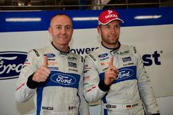 Pole-Position GTE-PRO: #66 Ford Chip Ganassi Racing Team UK, Ford GT: Olivier Pla, Stefan Mücke
